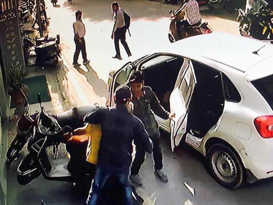 Rajasthan news,Banswara police,kidnapping