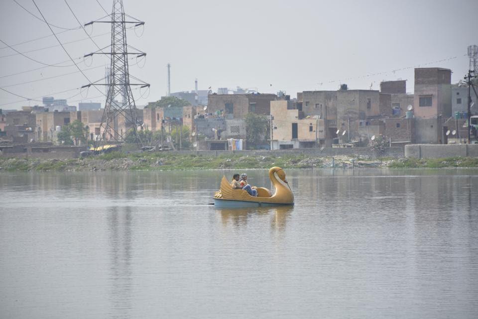 National Green Tribunal,Arthala lake,Ghaziabad