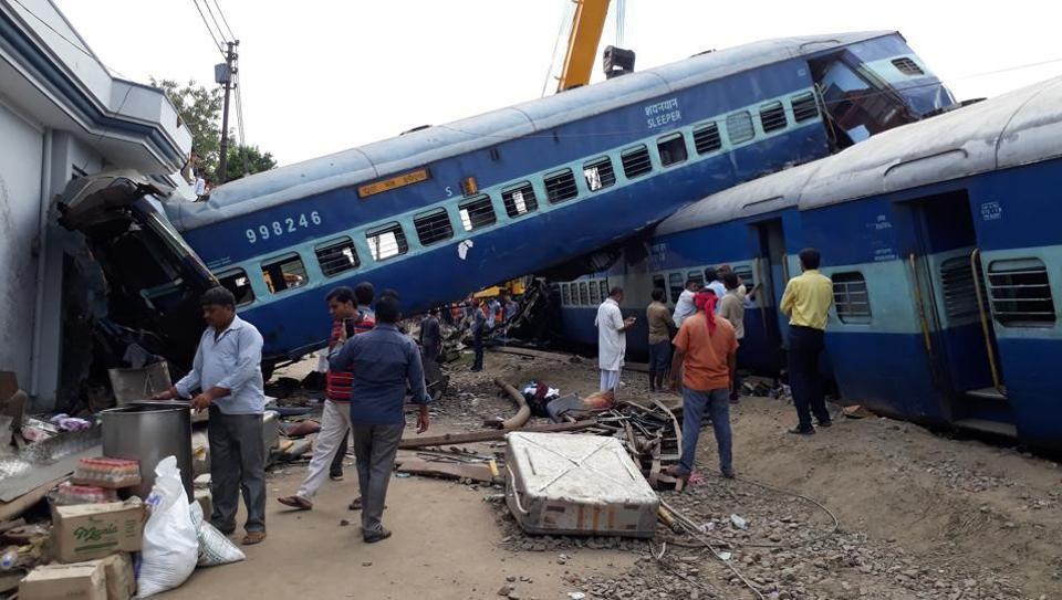 Kalinga Utkal Express,Joint inspection team,Permanent way