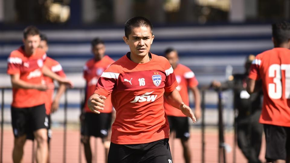 AFC CUP: Bengaluru FC outclass Korean visitors in pouring rain