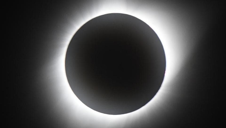 Great American Eclipse,Indian scientist,magnetic field
