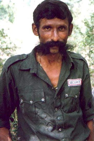 Veerappan,K Vijay Kumar,Operation Cocoon