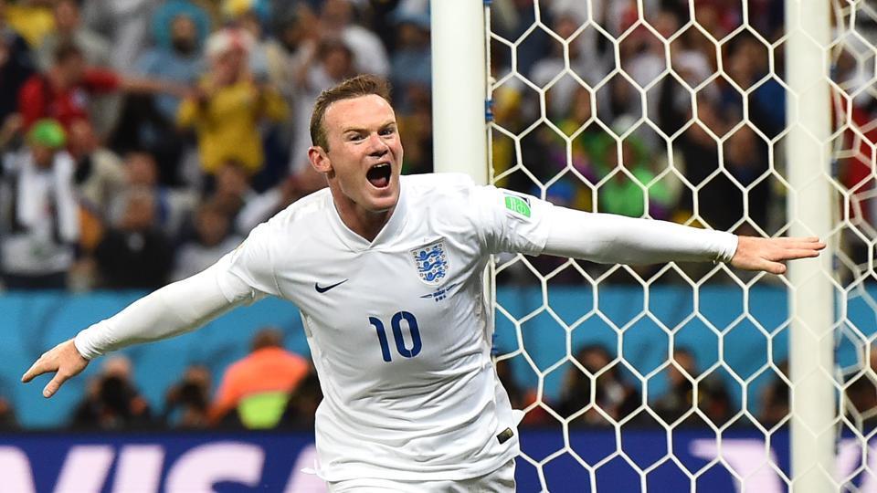 Wayne Rooney,football,England football team