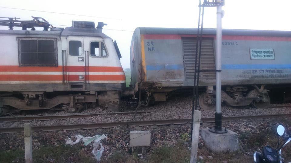 Kaifiyat Express,Uttar Pradesh,Auraiya