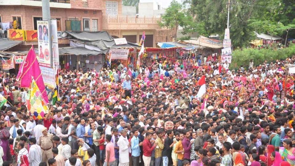Rajasthan,Jaipur,Baba Ramdev temple