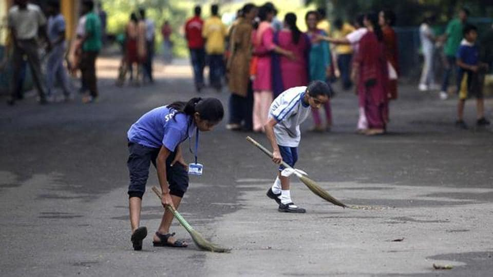 Swachhta Pakhwada,Cleanliness fortnight,Colleges