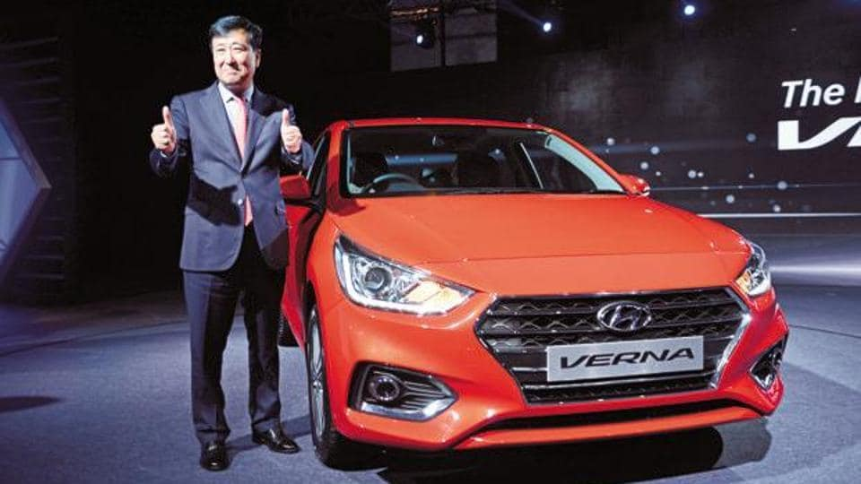 Cannot compete with Maruti Suzuki in terms of volume: Hyundai India's CEO YK Koo - Hindustan Times
