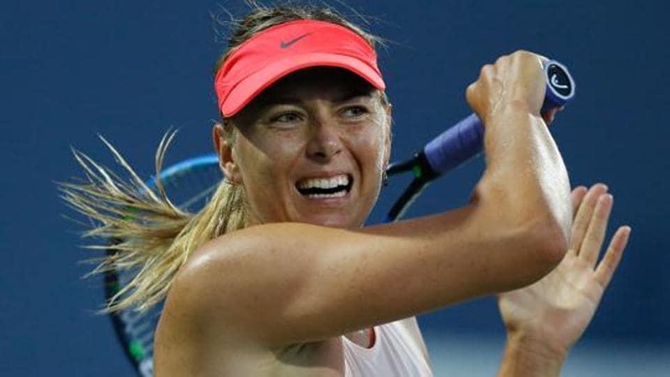 Maria Sharapova,US Open,US Open Tennis
