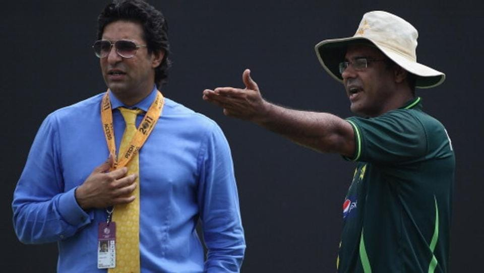 Waqar Younis,Wasim Akram,Pakistan Super League