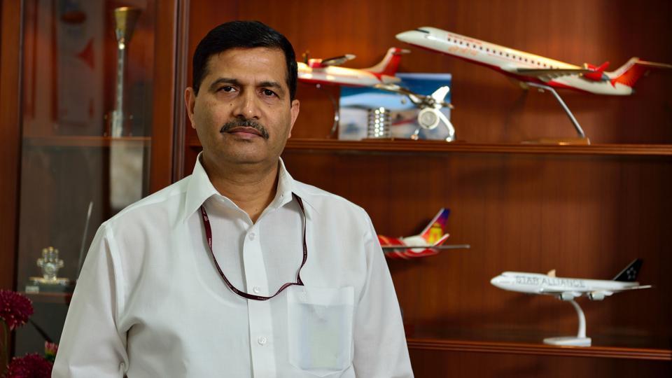 Air India,Ashwani Lohani,Railway board chairman