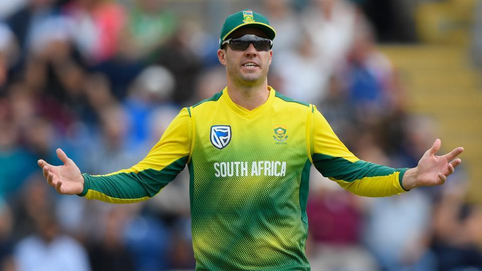 AB de Villiers steps down as Proteas ODI captain
