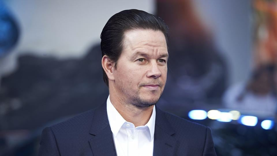 Mark Wahlberg has topped the list of the world's highest paid actors.