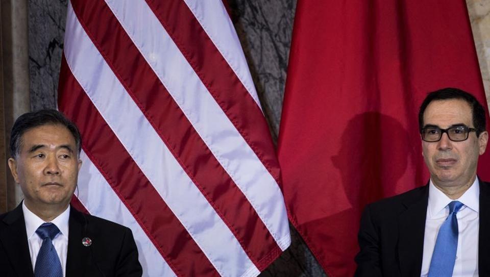 China,US,North Korea