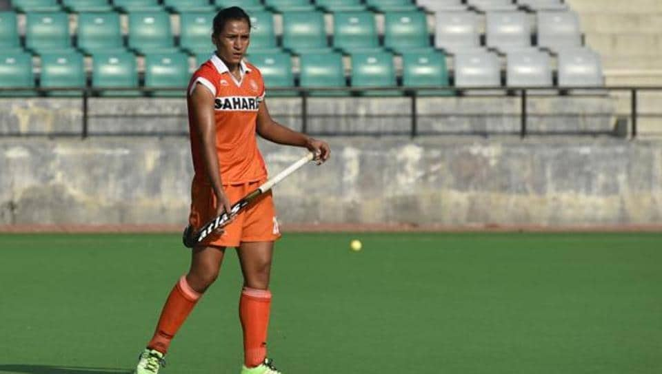 Rani Rampal,India women's hockey team,Women's hockey