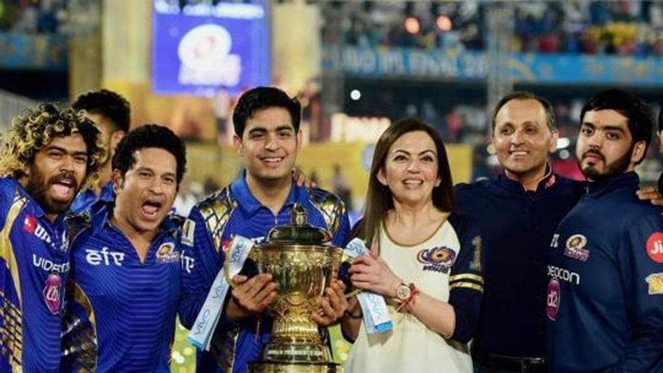 Indian Premier League,Kolkata Knight Riders,Mumbai Indians