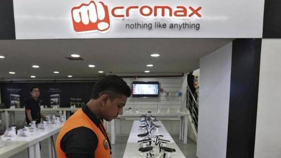 Micromax,micromax india,micromax smartphone market india