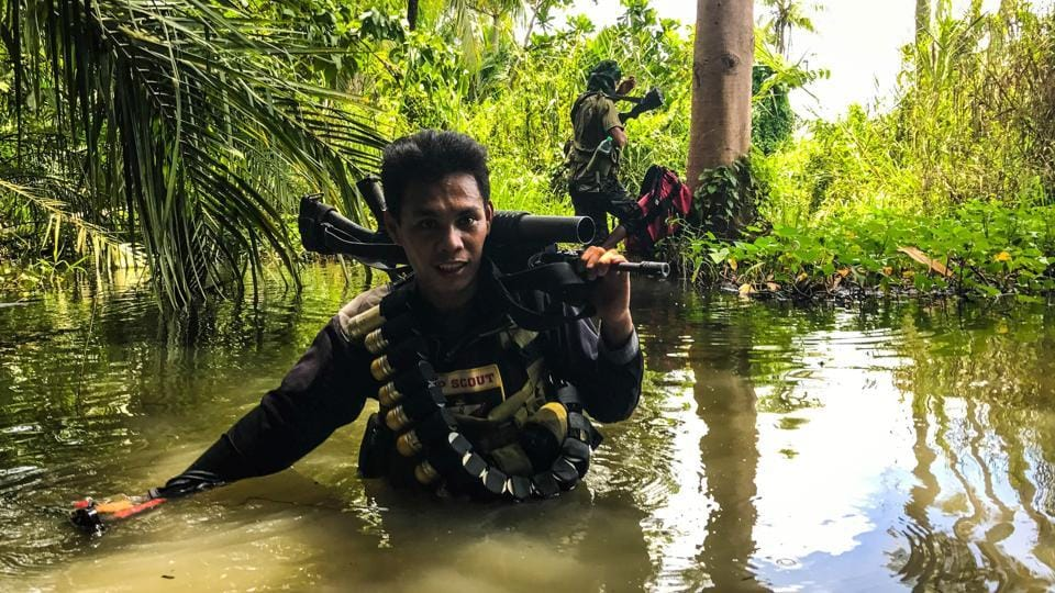 Moro Islamic Liberation Front,The Philippines,Islamic State