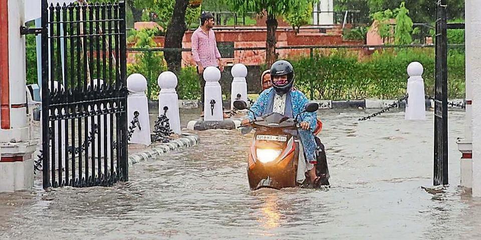 Rajasthan,rain,Jaipur