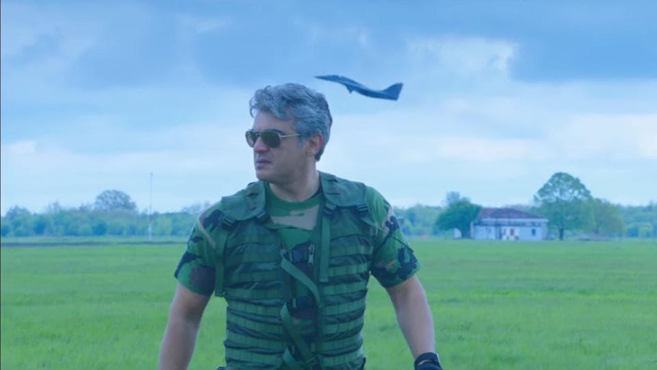 Vivegam,Ajith,Movie Box Office