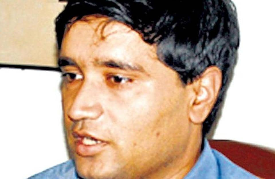 Forest service officer Sanjiv Chaturvedi had  blown the whistle on irregularities in recruitment of teachers in Haryana.