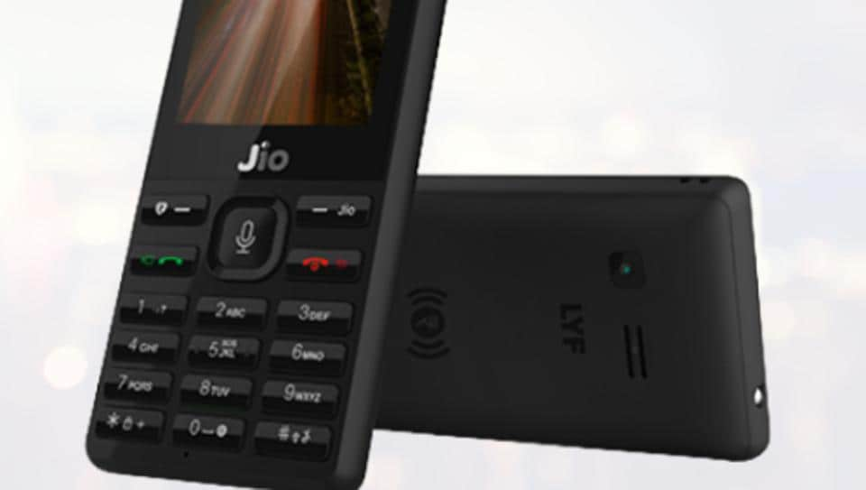 Reliance JioPhone full features, specifications out