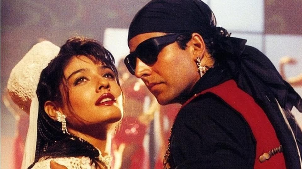 We are watching popular old films and the first on that list is Akshay Kumar's Mohra.