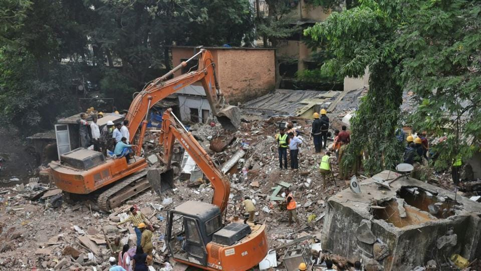 Ghatkopar building collapse: BMC probe says accused Shitap was responsible