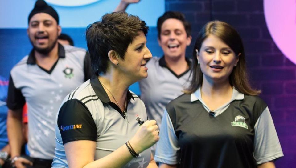 Indian Cue Masters League,Gujarat Kings,Delhi Dons