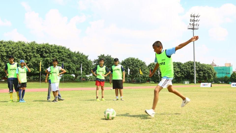HT GIFA,Football,Great Indian Football Action