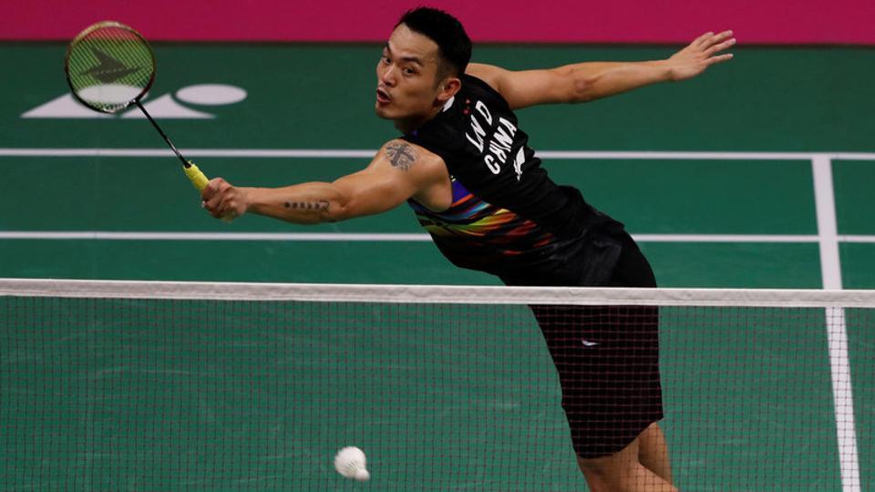 BWF World Badminton Championships,World Badminton Championships,Lin Dan