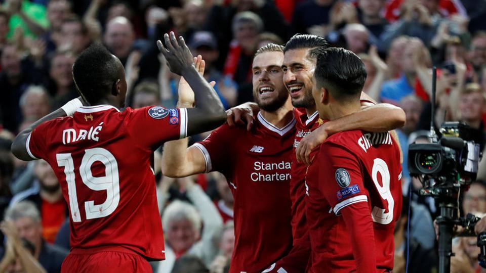 Champions League,Liverpool,Sporting Lisbon