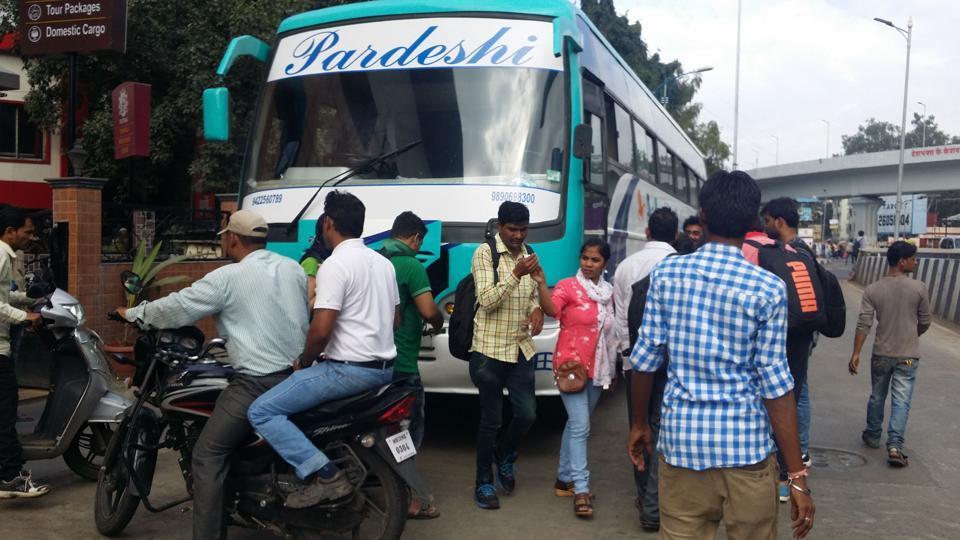 Ganesh festival,Pune,Private bus operators