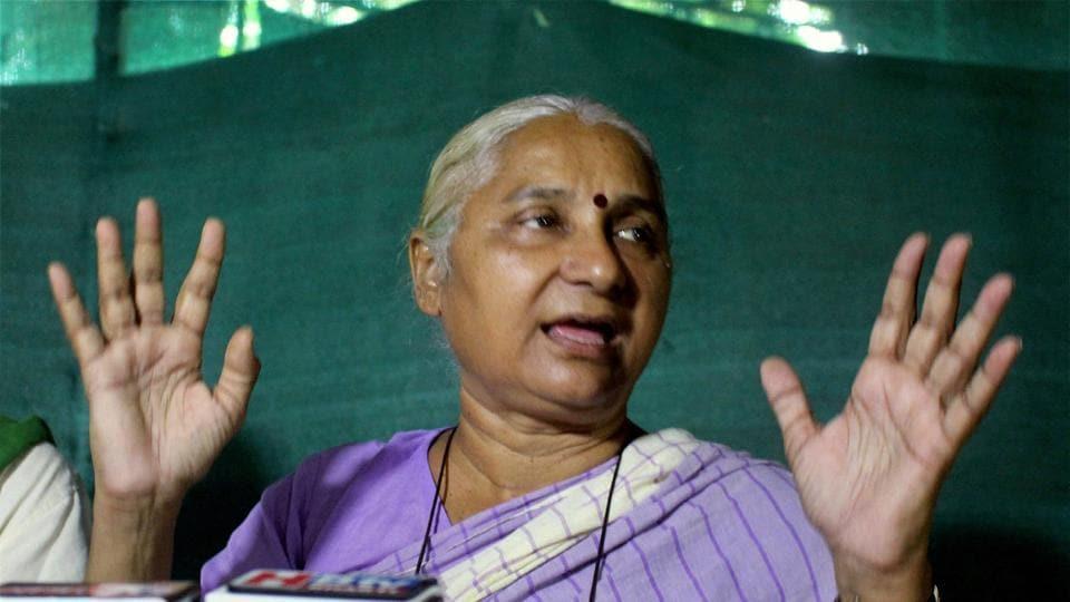 Medha Patkar,Modi govt,MP jail