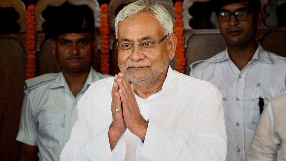 Nitish should resign over Srijan scam, says Cong