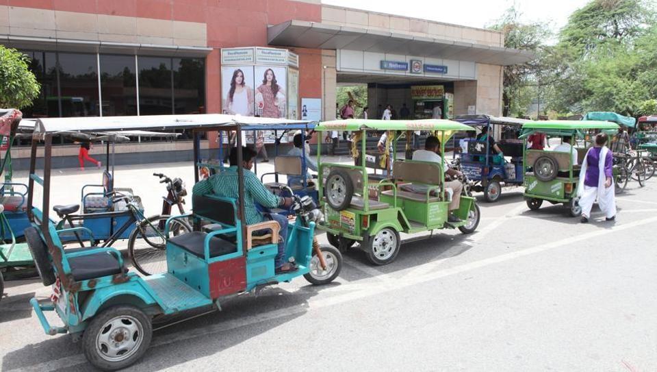 Delhi government,e rickshaw in Delhi,e-rickshaw subsidy