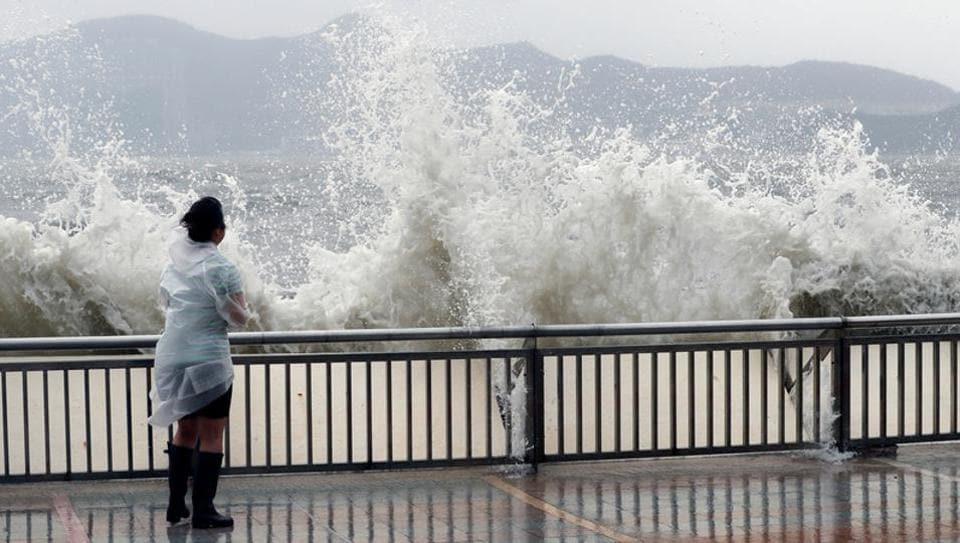 Hato,Typhoon,China
