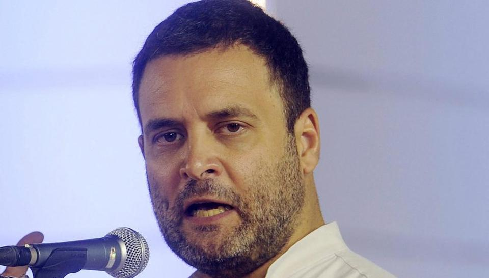 Congress vice president Rahul Gandhi will miss two opposition rallies but is scheduled to attend  a September 4 Congress workers' meet in Ahmedabad to launch the party's Gujarat election campaign.
