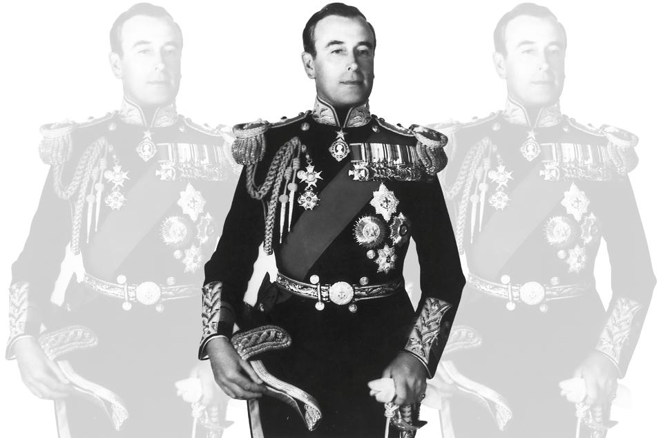 Lord Mountbatten, the last Viceroy of India
