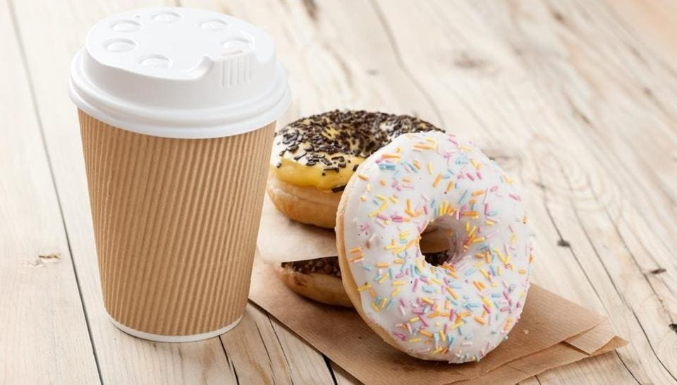 If you eat food directly after drinking a caffeinated coffee or other caffeinated drinks, you will likely perceive food differently, say researchers.
