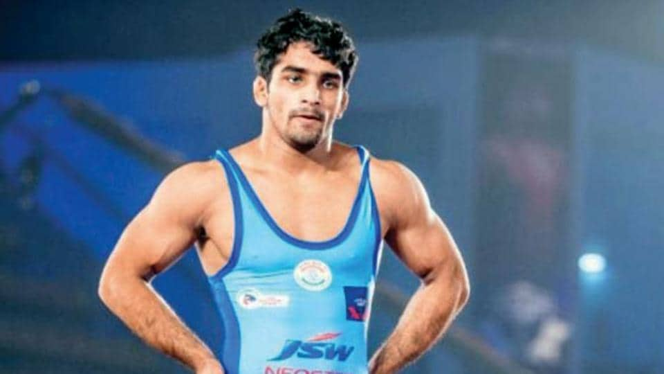 World Wrestling Championships,Sandeep Tomar,Wrestling