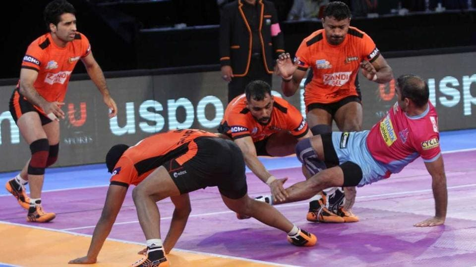 Pro Kabaddi League 2017,Pro Kabaddi League,Jaipur Pink Panthers
