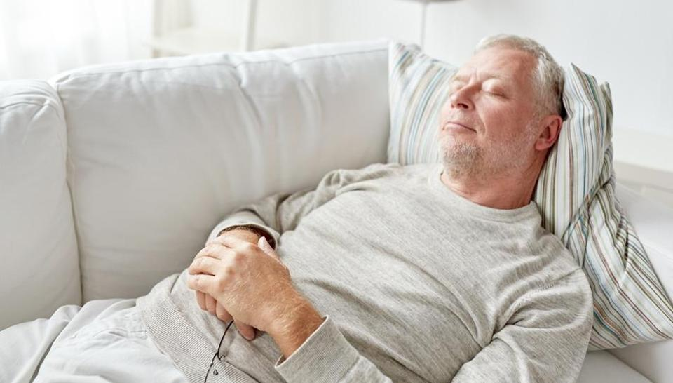 It is common for people with dementia to experience sleep disturbance.