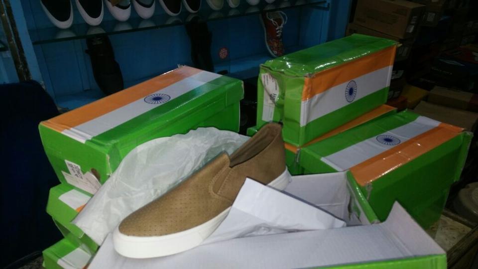 Uttarakhand,shoe boxes,tricolour