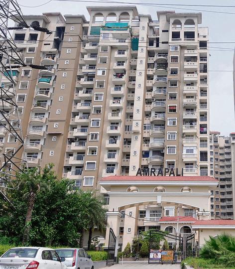 Noida,Noida news,Amrapali