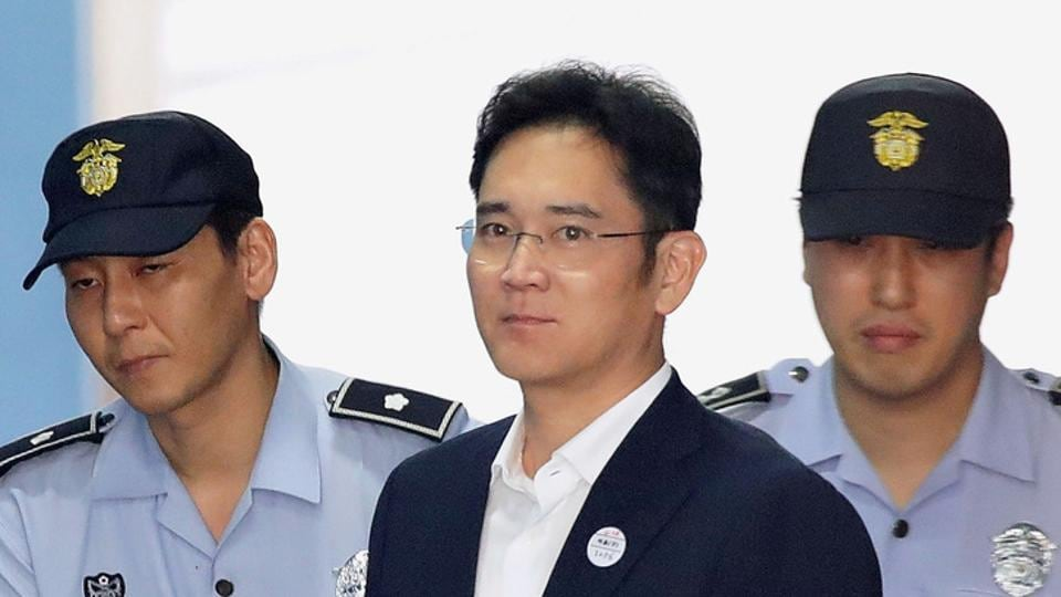 Jay Y Lee,Samsung heir,Billionaire