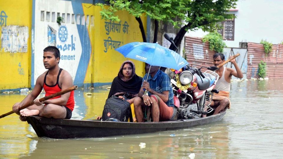 medicare,Bihar floods,pregnant woman