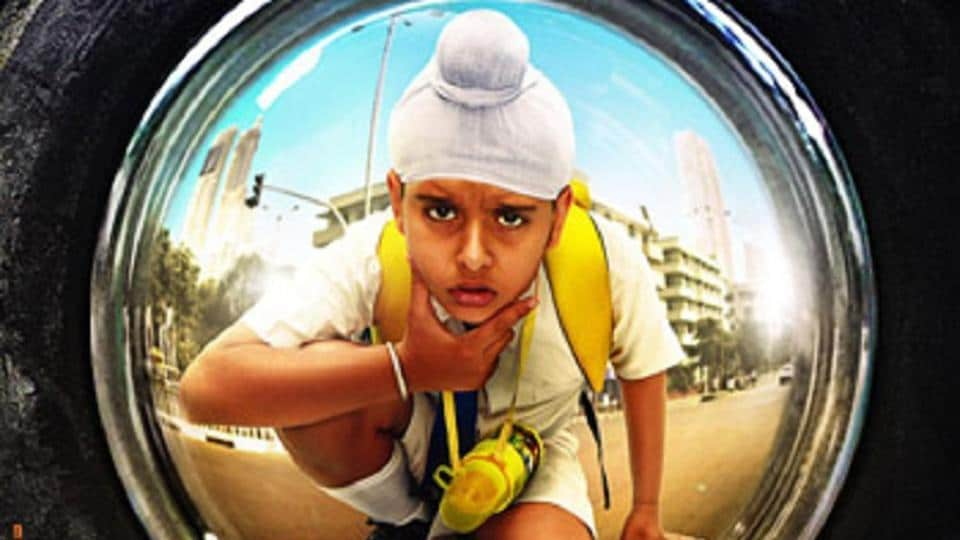 Khusmeet Gill plays the lead role in Amol Gupte's Sniff.