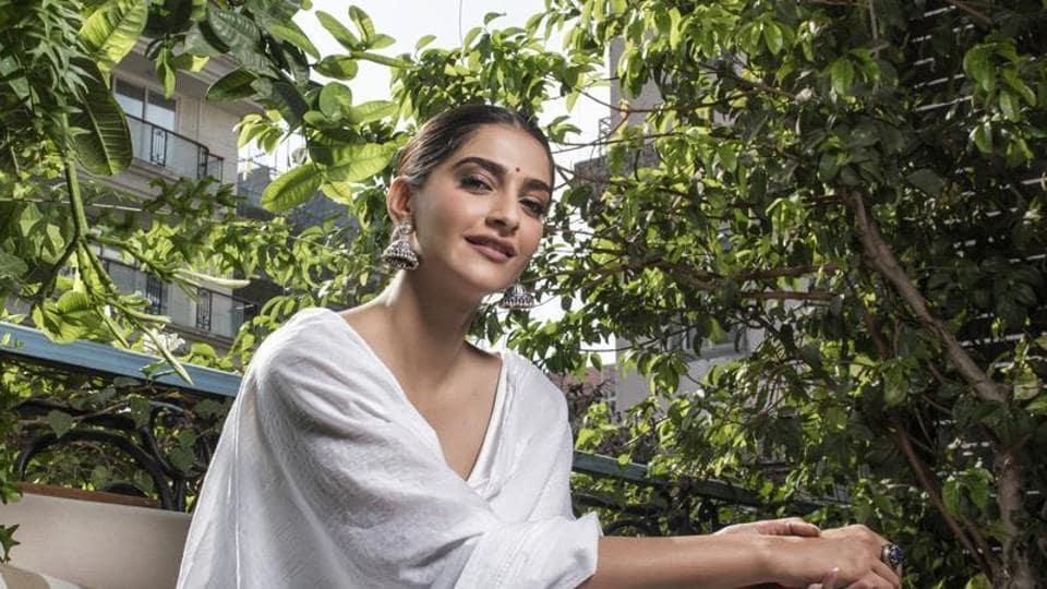 Sonam Kapoor,Anuja Chauhan,The Zoya Factor