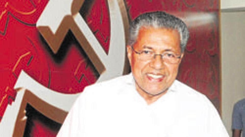 Kerala chief minister Pinarayi Vijayan directed the district collector to initiate steps to ensure their stay in the house at Thrippunithura.