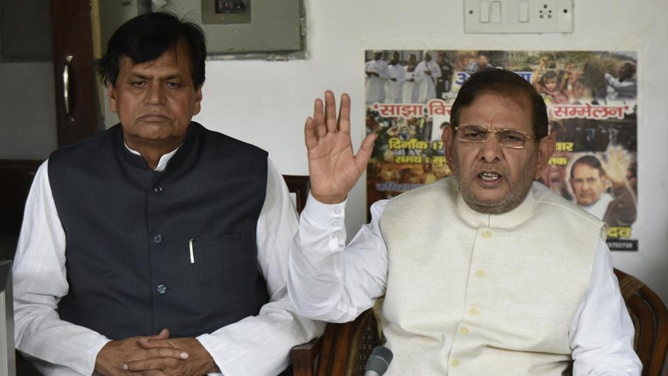 Sharad Yadav,Election Commission,JD-U
